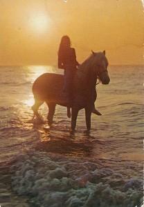 horse&girl